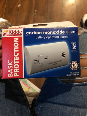 Carbon monoxide alarm for Sale in San Diego, CA