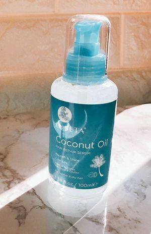 Luseta Coconut Oil Hair Repair Serum 3.38oz for Sale in Mount Laurel, NJ