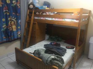 Loft twin bed/cama twin OBO for Sale in Miami, FL