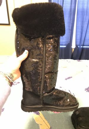 Sequin Ugg Boots for Sale in South Salt Lake, UT