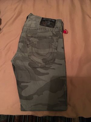 True religion camo pants for Sale in Queens, NY