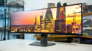 Dell UltraSharp 49 Curved Monitor U4919DW for Sale in Irvine, CA