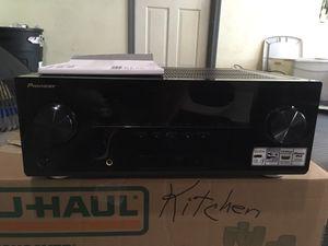 Pioneer Receiver 7.1 Surround Sound VSX-1021-K for Sale in Bethel Park, PA