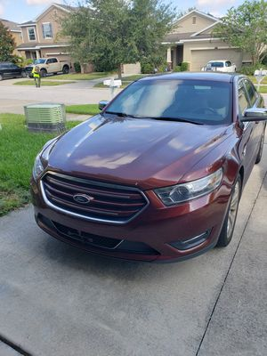 Ford Taurus 2015-Limited for Sale in Riverview, FL