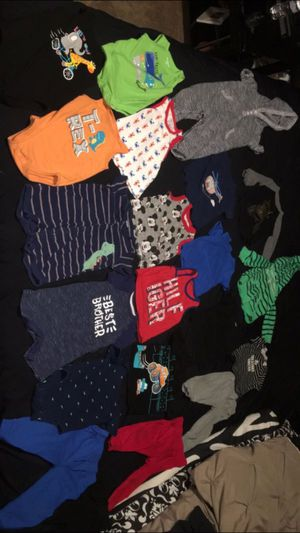 Baby boy clothes for Sale in Perris, CA