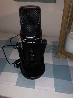 USB Microphone for Sale in Puyallup, WA