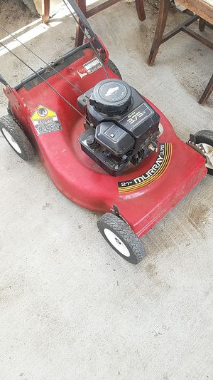 "Lawn mower 21"" Murray. for Sale in Colorado Springs, CO"