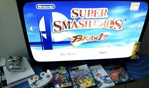 NINTENDO Wii | W / 6 GAMES & MORE! for Sale in Columbus, OH