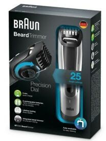 Braun trimmer BT 5090 NEW!!!!