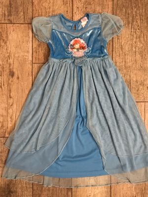 Disney Princess - Little Mermaid - Princess Ariel - Nightgown - Size XS (4-5) •If Is Posted Is Available• for Sale in Grand Island, FL