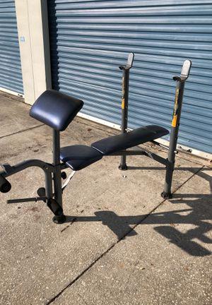 Beginner weight bench for Sale in Oviedo, FL