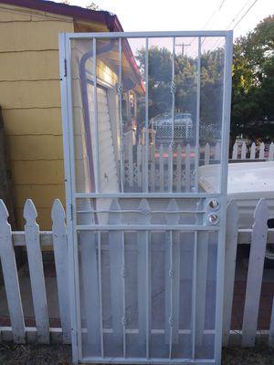 UNIQUE HOME DESIGN SECURITY DOOR for Sale in Stockton, CA