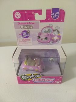 Shopkins Cutie Cars QT4-02  Series  New 🚗 for Sale in Silver Spring,  MD