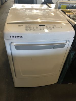 Sale one new gas dryers with warranty starting price $349 and up with warranty for Sale in Woodbridge, VA