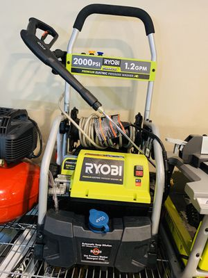 Ryobi 2000 psi Pressure Washer for Sale in Dallas, TX