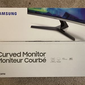 Samsung Curved Monitor 32in 75hz for Sale in Irving, TX