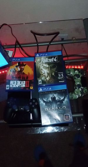 Ps4 for Sale in Federal Way, WA