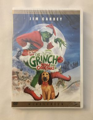 How the Grinch Stole Christmas - Collectors Edition for Sale in Miami Gardens, FL