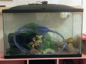 Marineland 29 gallon fish tank for Sale in Winthrop, MA