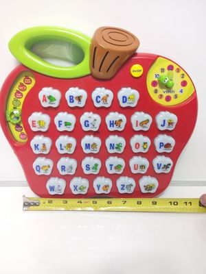 Kids ABC'S Learning Toy Games. Works And Looks Great. for Sale in San Antonio, TX