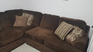 Brown sectional couch for Sale in Provo, UT