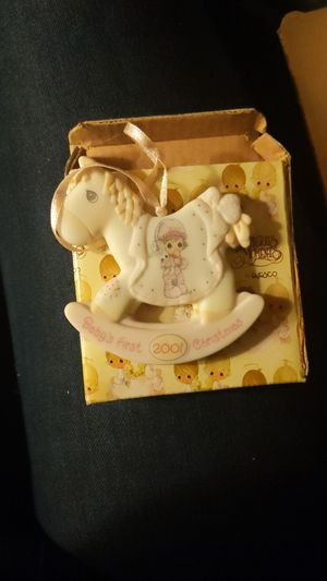 Baby's first 2001 christmas precious moments for Sale in Worth, IL