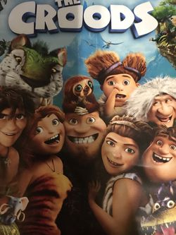 The Croods Dvd Movie for Sale in Elma,  WA