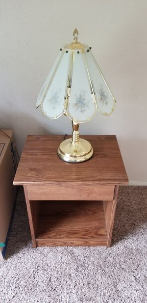 Touch lamp for Sale in Austin, TX