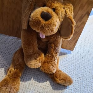 Large Stuffed Puppy for Sale in Wyoming, MN
