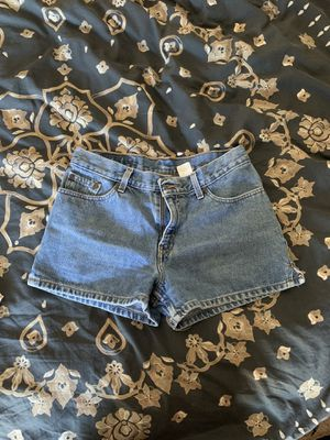 Vintage High Waisted Levi's Denim Shorts for Sale in Austin, TX
