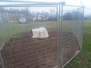 Wielded wire kennel for Sale in Lawrenceburg, KY