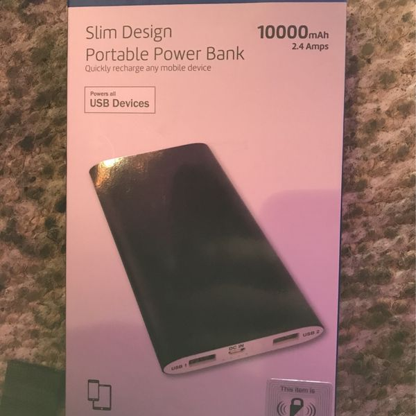Portable Charger ( New ) In Box