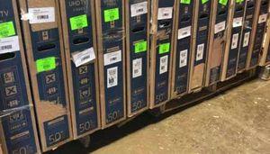 "Brand New 50"" 4K HD! Vizio V-Series! Open box w/ warranty 5X5 for Sale in Houston, TX"