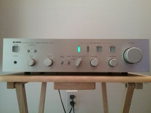 Vintage Yamaha A-550 Natural Sound Intergrated Amplifier for Sale in Lynchburg, VA