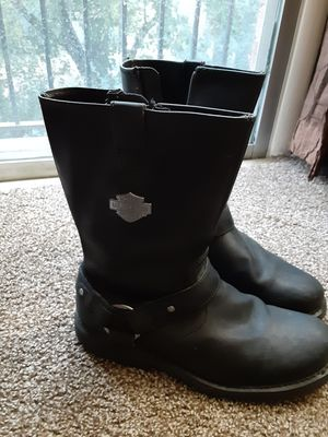 Haley Davidson Mens Boot, still in the box size 12 for Sale in NO BRENTWOOD, MD