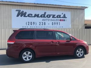 2014 Toyota Sienna for Sale in Modesto, CA