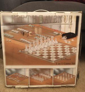 3 In 1 Game Board for Sale in Hampton, GA