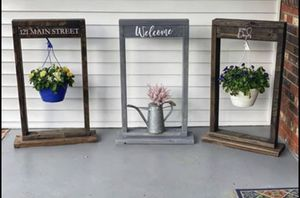 Handpainted Hanging Plant Stands for Sale in Lilburn, GA
