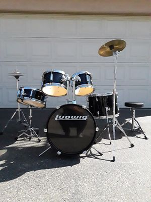 Ludwig drum set for Sale in Huntington Beach, CA