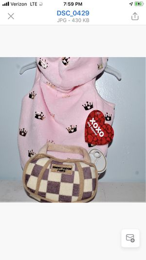 Dog clothes and toy size small for Sale in Daphne, AL
