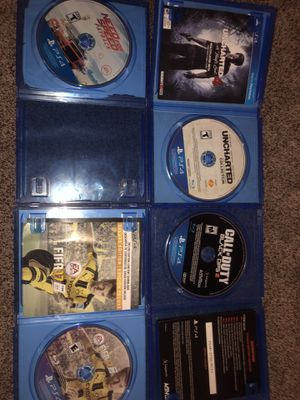 PS4 games for Sale in Lincoln, NE