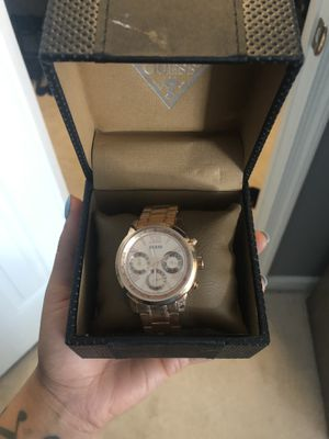 Guess Watch for Sale in Fort Belvoir, VA