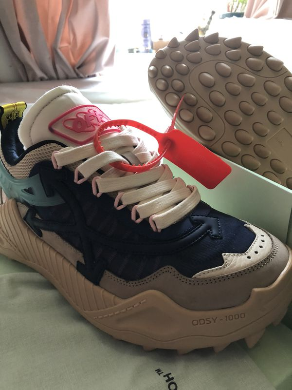 OFF WHITE ODSY-1000 Nude Blue