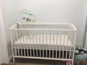 IKEA crib for baby for Sale in Alameda, CA