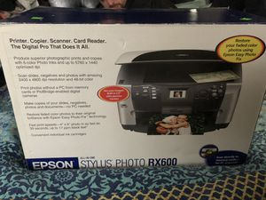 Epson Stylus Photo RX600 All-In-One for Sale in Crownsville, MD