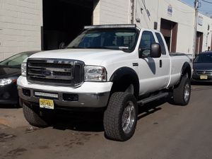 2006 ford f250 4x4 8 foot bed for Sale for sale  Newark, NJ