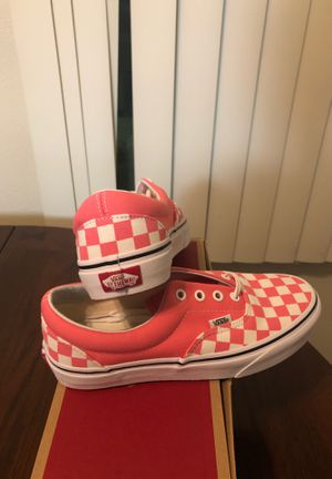 Brand new Vans pink sizes 6 and 7 for Sale in Industry, CA
