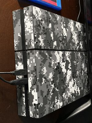 Ps4 with assessories for Sale in Peabody, MA
