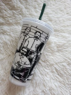 Custom starbucks tumbler for Sale in El Cajon, CA