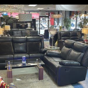 Reclining Sofa & Loveseat🎊Now Just $995⭐️⚠️LIMITED QUANTITY‼️ for Sale in Queens, NY